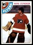 1978 Topps #223  Wayne Stephenson  Front Thumbnail