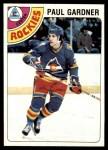 1978 Topps #88  Paul Gardner  Front Thumbnail