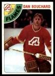 1978 Topps #169  Dan Bouchard  Front Thumbnail