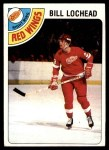 1978 Topps #122  Billy Lochead  Front Thumbnail