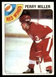 1978 Topps #16  Perry Miller  Front Thumbnail