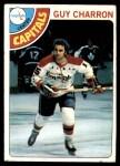 1978 Topps #22  Guy Charron  Front Thumbnail
