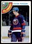 1978 Topps #144  Stefan Persson  Front Thumbnail