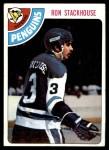 1978 Topps #72  Ron Stackhouse  Front Thumbnail