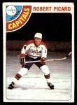 1978 Topps #39  Robert Picard  Front Thumbnail