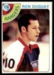 1978 Topps #177  Ron Duguay  Front Thumbnail