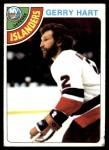 1978 Topps #77  Gerry Hart  Front Thumbnail