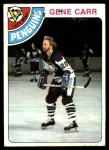 1978 Topps #14  Gene Carr  Front Thumbnail