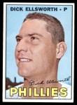 1967 Topps #359  Dick Ellsworth  Front Thumbnail