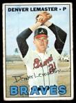1967 Topps #288  Denver Lemaster  Front Thumbnail