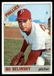 1966 Topps #506  Bo Belinsky  Front Thumbnail