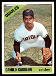 1966 Topps #513  Camilo Carreon  Front Thumbnail