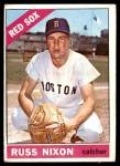 1966 Topps #227  Russ Nixon  Front Thumbnail