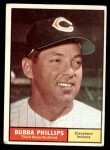 1961 Topps #101  Bubba Phillips  Front Thumbnail