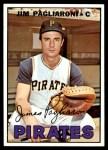 1967 Topps #183  Jim Pagliaroni  Front Thumbnail