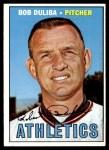 1967 Topps #599  Bob Duliba  Front Thumbnail