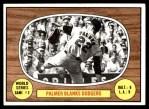 1967 Topps #152   -  Jim Palmer 1966 World Series - Game #2 - Palmer Blanks Dodgers Front Thumbnail