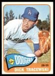 1965 Topps #279  Dick Tracewski  Front Thumbnail