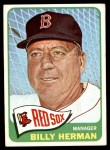 1965 Topps #251  Billy Herman  Front Thumbnail