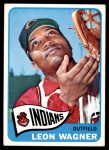 1965 Topps #367  Leon Wagner  Front Thumbnail