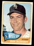 1965 Topps #458  John Buzhardt  Front Thumbnail