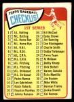 1965 Topps #79 xC  Checklist 1 Front Thumbnail
