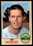 1968 Topps #359  Joe Moeller  Front Thumbnail