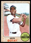 1968 Topps #41  Julio Gotay  Front Thumbnail