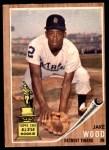 1962 Topps #427  Jake Wood  Front Thumbnail