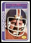 1978 Topps #40  Lyle Alzado  Front Thumbnail