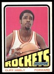 1972 Topps #46  Cliff Meely   Front Thumbnail