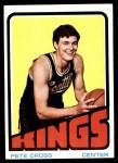 1972 Topps #49  Pete Cross   Front Thumbnail