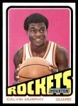 1972 Topps #31  Calvin Murphy   Front Thumbnail