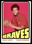 1972 Topps #8  Randy Smith   Front Thumbnail