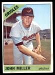 1966 Topps #427  John Miller  Front Thumbnail