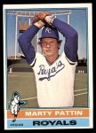 1976 Topps #492  Marty Pattin  Front Thumbnail
