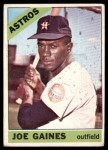 1966 Topps #122  Joe Gaines  Front Thumbnail