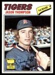 1977 Topps #291  Jason Thompson  Front Thumbnail