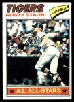 1977 Topps #420  Rusty Staub  Front Thumbnail