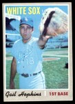 1970 Topps #483  Gail Hopkins  Front Thumbnail