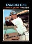 1971 Topps #25  Cito Gaston  Front Thumbnail