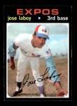 1971 Topps #132  Jose Laboy  Front Thumbnail
