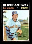 1971 Topps #372  Lew Krausse  Front Thumbnail