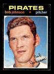 1971 Topps #365  Bob Johnson  Front Thumbnail