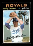 1971 Topps #528  Wally Bunker  Front Thumbnail