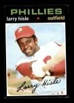 1971 Topps #616  Larry Hisle  Front Thumbnail