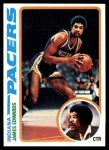 1978 Topps #27  James Edwards  Front Thumbnail