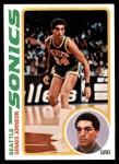 1978 Topps #78  Dennis Johnson  Front Thumbnail