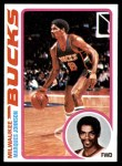 1978 Topps #126  Marques Johnson  Front Thumbnail
