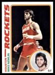 1978 Topps #124  Mike Newlin  Front Thumbnail